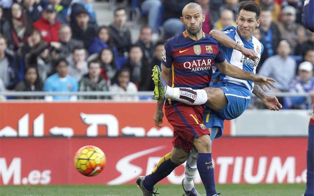 El Bar�a solo ha ganado uno de los cuatro �ltimos partidos de Liga
