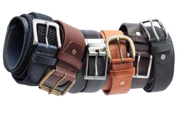 Cinturones Antonio Miró Sport con el diario Sport