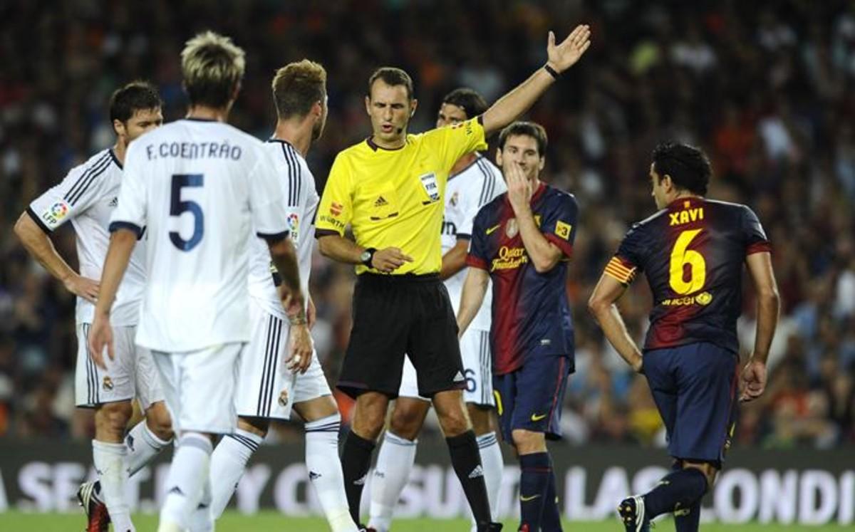 Clos Gómez: en Madrid ya 'lloran' con el árbitro del clásico