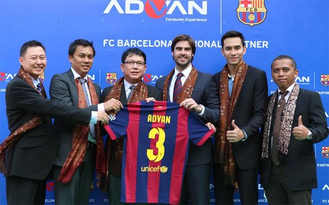 Nowy sponsor Barcelony