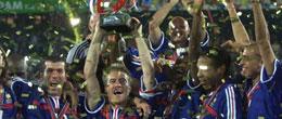XI EUROCOPA (BÉLGICA Y HOLANDA 2000) - Campeón: FRANCIA
