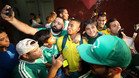 Gabriel Jesus ya es una estrella en Brasil