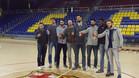 Los ocho internacionales del Barça ya están de vuelta en el Palau