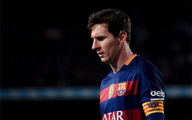 """Messi: """"No me interesan los r�cords, prefiero ganar algo con Argentina"""""""