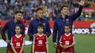 Messi, Neymar y Su�rez, los reyes del gol