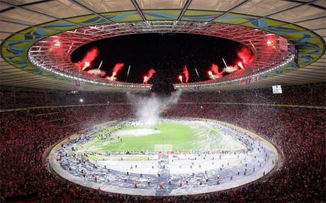 El Olympiastadion de Berl�n acoger� la gran final