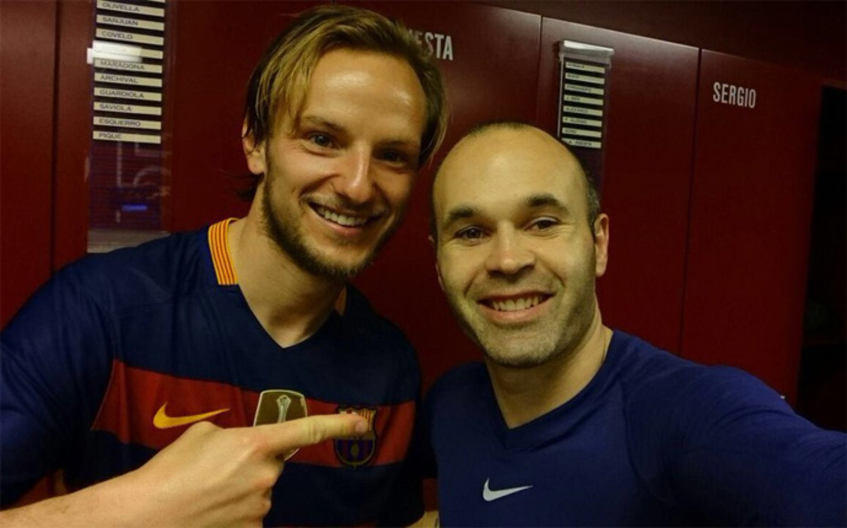 FC Barcelona - Arsenal: El vestuario exclam�: �A cuartos!