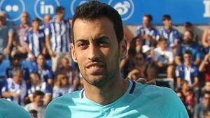 Sergio Busquets: 450 partidos oficiales con el FC Barcelona este sábado contra el CD Leganés