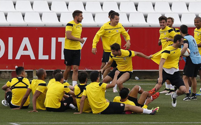 El Sevilla, a por otra final de Europa League