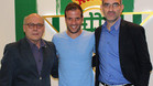 Van der Vaart ya es oficialmente futbolista del Betis