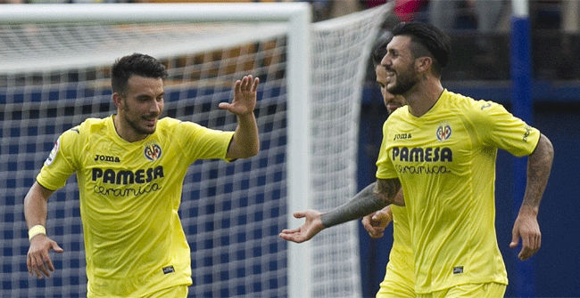Video resuemn Villarreal - Osasuna (3-1). Jornada 6, Liga Santander 2016-17