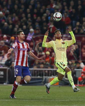 صور : مباراة أتليتيكو مدريد - برشلونة 2-3 ( 28-01-2015 )  1422483236590