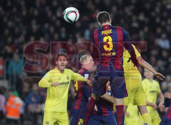صور : مباراة برشلونة - فياريال 3-1 ( 11-02-2015 ) 1423690258490