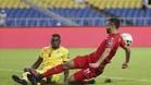 Túnez goleó a Zimbabue