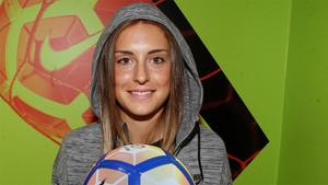 Alexia confía en sacar un buen resultado en Suecia