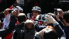 Contador es el corredor que más expectación está generando