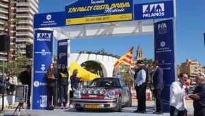 XIV Rally Costa Brava Històric