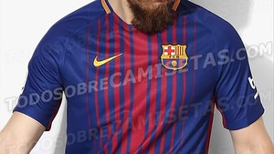 uk availability d7e63 8f673 Fc Barcelona Jersey Messi 2017 Release Date