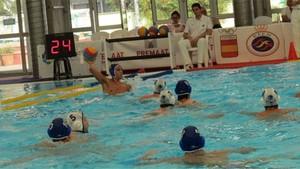 El mejor waterpolo, en el CN Sant Andreu