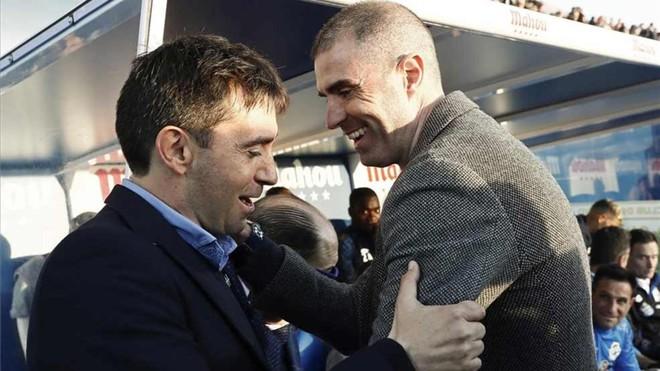 Cumbre en el Deportivo: Sergio González y Luis García Plaza, candidatos al banquillo