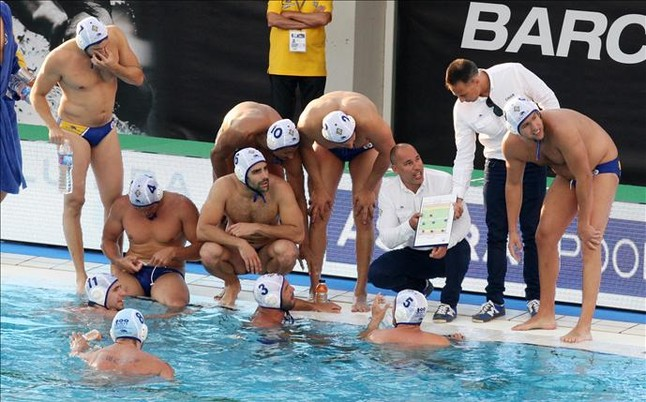 liga europea de waterpolo: