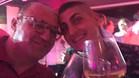 Di Campli y Verratti esta pasada semana en Ibiza