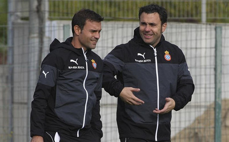 Diego Ribera y Sergio Gonz�lez tienen la seguridad de que lograr�n cumplir sus objetivos