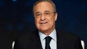 Florentino Pérez confía en el Real Madrid