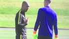 La verdad sobre la charla entre Guardiola y Hart