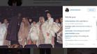 Lamar Odom posa junto a las Kardashian