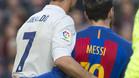 Exclusiva: Las muestras de cariño entre Messi y CR7