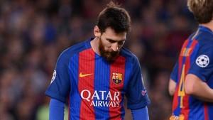 Leo Messi, jugador del Barcelona
