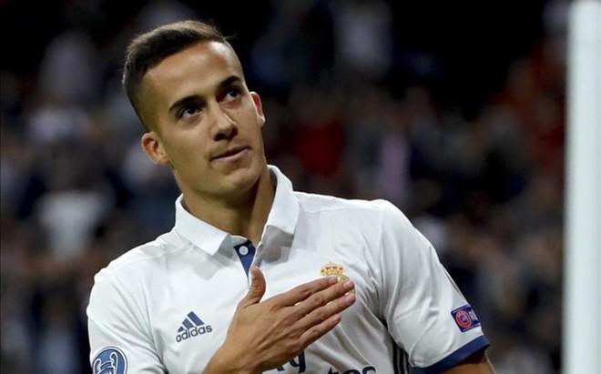 Lucas V�zquez seguir� en el Madrid