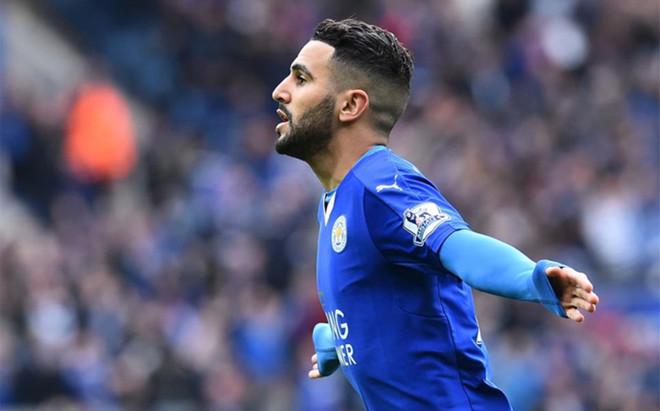 Mahrez est� a un paso de conquistar la Premier League