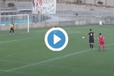 Marc Soto ya marc� hace dos semanas un gol como el de Messi y Luis Su�rez