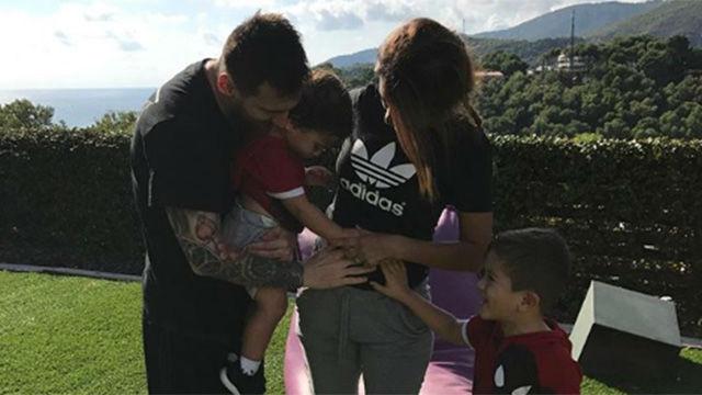 Messi confirma que buscarán tener una niña