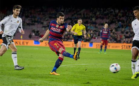 El partido de vuelta entre el Valencia y el Bar�a es un tr�mite tras el 7-0 de la ida