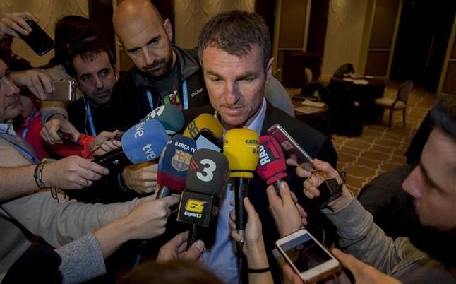 """Robert: """"Hay la total seguridad de que Neymar seguir� muchos a�os en el Barcelona"""""""