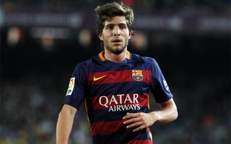 Sergi Roberto tiene contrato hasta 2019