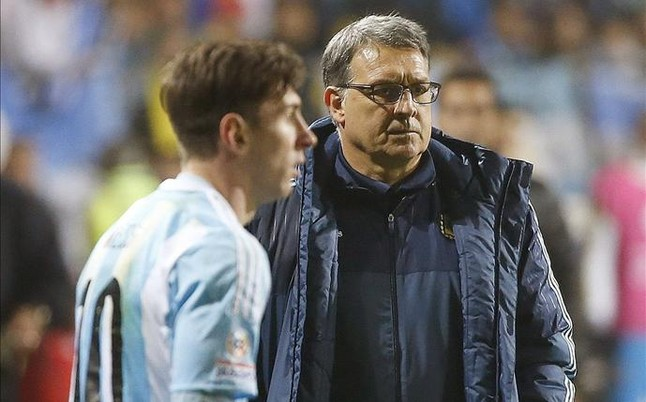 'Tata' Martino confirma que Messi no ir� a los Juegos Ol�mpicos