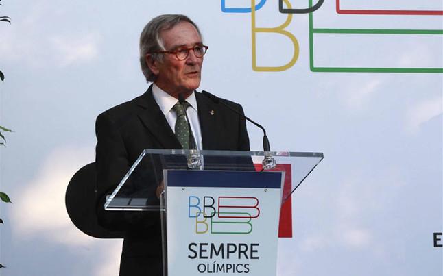 Xavier Trías, alcalde de Barcelona | Foto: JOSEP MARIA AROLAS