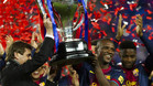 La Liga de Tito y Abidal