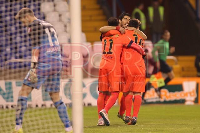 صور : مباراة ديبورتيفو لاكورونيا - برشلونة 0-4 ( 18-01-2015 )  1421614444801