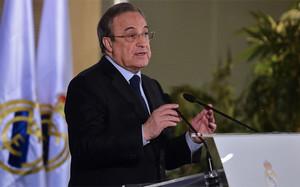 Más problemas para el presidente del Real Madrid, Florentino Pérez