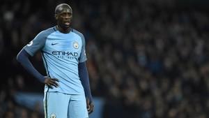Touré Yayá parece decidido a seguir en la Premier League