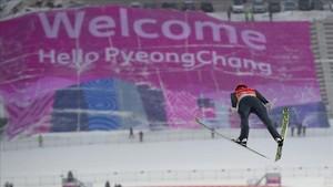 La cita olímpica de PyeongChang, a un año vista