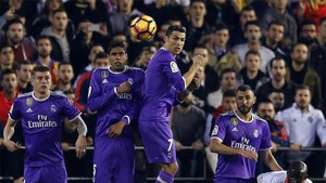 Varios jugadores del Real Madrid quedaron señalados