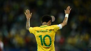 Neymar, el mejor azulgrana en la cuarta fecha FIFA de la temporada 2016-17: dos partidos (completos), dos goles