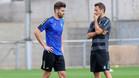 Víctor Álvarez tiene la posibilidad de seguir en el Espanyol