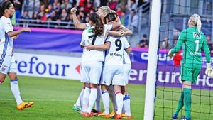 PSG y Olympique de Lyon se verán las caras por tercera vez en las últimas semanas